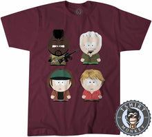 Load image into Gallery viewer, South Park Tshirt Mens Unisex 0138