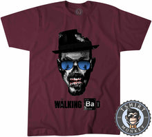 Load image into Gallery viewer, The Walking Bad Tshirt Mens Unisex 0168