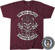 Load image into Gallery viewer, Sons With Arthritis Ibuprofen Vintage Biker Tshirt Mens Unisex 1077
