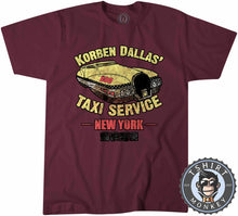 Load image into Gallery viewer, Taxi Service Tshirt Mens Unisex 2928