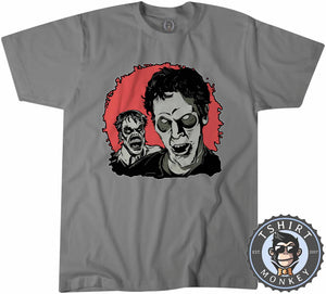 Day of the Dead Zombie Inspired Halloween Tshirt Mens Unisex 1053