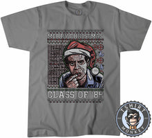 Load image into Gallery viewer, Merry Christ,mas Class of 84 Ugly Sweater Tshirt Mens Unisex 2849