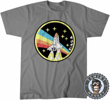 Load image into Gallery viewer, Vintage NASA Inspired Space Shuttle Graphic Tshirt Mens Unisex 1207