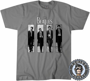 She Loves You - The Beatles Classic Tshirt Mens Unisex 0739