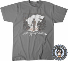 Load image into Gallery viewer, Valar Morghulis Inspired Illustration Tshirt Mens Unisex 0338