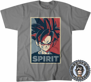 Son Gohan Spirit Pop Art Tshirt Mens Unisex 0107