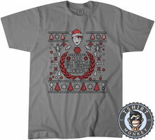 Load image into Gallery viewer, Keep the Change Ugly Sweater Christmas Tshirt Mens Unisex 1644