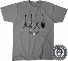 Load image into Gallery viewer, Guitar Heaven Inspired Tshirt Mens Unisex 0081