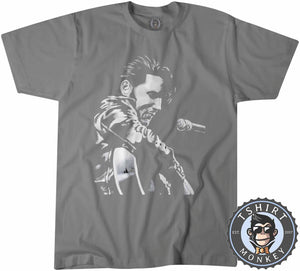 The King Is Here - Elvis Presley Tshirt Kids Youth Children 0075
