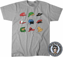 Load image into Gallery viewer, Top Classic Video Games Hat Gamer Tshirt Kids Youth Children 1305