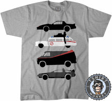 Load image into Gallery viewer, The Car Is The Star Tshirt Mens Unisex 0150