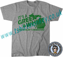 Load image into Gallery viewer, Michigan State Spartans It's A Green And White Thing T-Shirt Unisex Mens Kids Ladies - TeeTiger