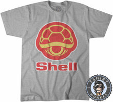 Load image into Gallery viewer, Turtle Shell Meme Mashup Funny Tshirt Mens Unisex 1204