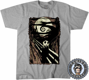 Jack Screams Tshirt Kids Youth Children 2851