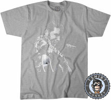 Load image into Gallery viewer, The King Is Here - Elvis Presley Tshirt Mens Unisex 0075