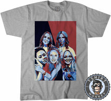Load image into Gallery viewer, Spice Girls Pop Art Illustration Tshirt Mens Unisex 0216