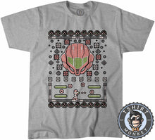 Load image into Gallery viewer, Super Metroid Ugly Sweater Tshirt Mens Unisex 2912
