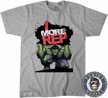 Load image into Gallery viewer, One More Rep Tshirt Kids Youth Children 0047