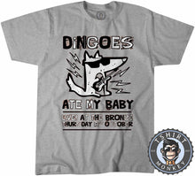 Load image into Gallery viewer, Dingoes Ate My Baby Tshirt Kids Youth Children 0072