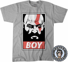 Load image into Gallery viewer, Boy - God of War Inspired Kratos Vintage Graphic Gaming Tshirt Kids Youth Children 1319