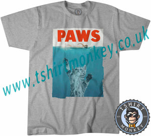 Cute kittens Paws Animals T-Shirt Unisex Mens Kids Ladies - TeeTiger