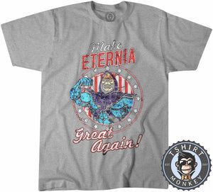 Make Eternia Great Again Tshirt Kids Youth Children 2934