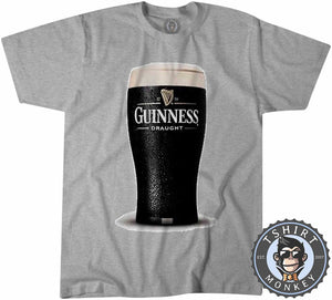 Iconic Irish Stout Tshirt Mens Unisex 0237