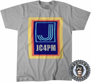 JC4PM Inspired Distressed Illustration Graphic Tshirt Mens Unisex 1238