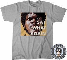 Load image into Gallery viewer, Say What Again Pulp Fiction Movie Inspired Vintage Graphic Tshirt Kids Youth Children 1114