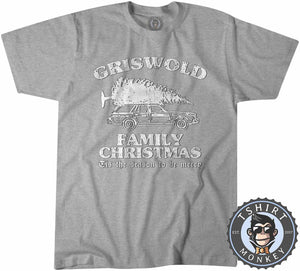 Griswold Family Christmas Tshirt Kids Youth Children 2875