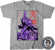 Load image into Gallery viewer, Evangelion Unit 01 Tshirt Mens Unisex 2924