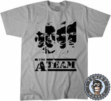 Load image into Gallery viewer, The A Team Inspired Illustration Tshirt Mens Unisex 0142