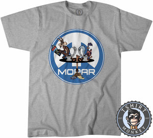 Meep Meep x Mopar Inspired Tshirt Kids Youth Children 0023