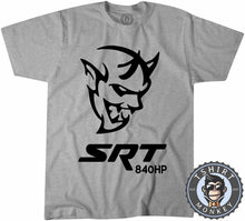 Load image into Gallery viewer, Challenger Demon SRT 840HP Tshirt Kids Youth Children 0038