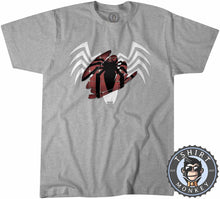 Load image into Gallery viewer, Spider-Man Brushed Color Reveal Tshirt Mens Unisex 0015