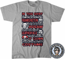 Load image into Gallery viewer, In This Shirt Movie Inspired Popular Halloween Statement Tshirt Kids Youth Children 1125