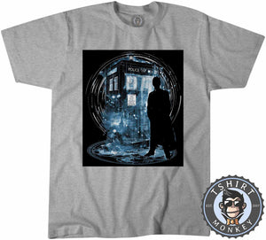 Dr Who Inspired Tshirt Mens Unisex 0200