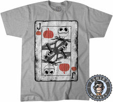 Load image into Gallery viewer, Jack Of Pumpkin Movie Inspired Graphic Illustration Tshirt Kids Youth Children 1187