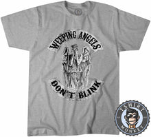 Load image into Gallery viewer, Weeping Angels Tshirt Mens Unisex 0224