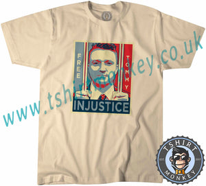 Free Tommy T Shirt T-Shirt Unisex Mens Kids Ladies - TeeTiger