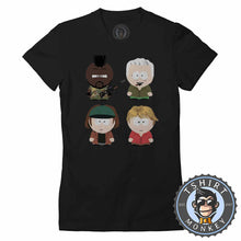 Load image into Gallery viewer, South Park Tshirt Lady Fit Ladies 0138