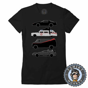 The Car Is The Star Tshirt Lady Fit Ladies 0150