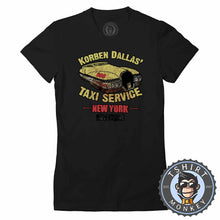 Load image into Gallery viewer, Taxi Service  Tshirt Lady Fit Ladies 2928