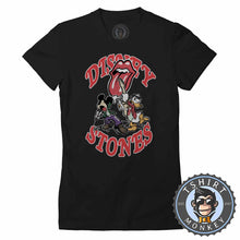 Load image into Gallery viewer, Disney Stones Tshirt Lady Fit Ladies 0130