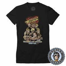 Load image into Gallery viewer, Sweep The Leg Tshirt Lady Fit Ladies 0189