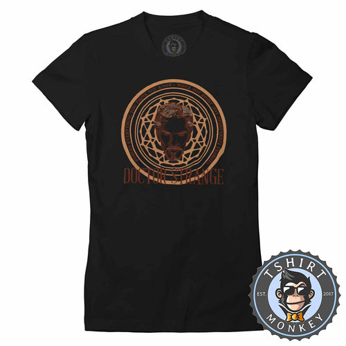 Vintage Doctor Strange Movie Inspired Graphic Tshirt Shirt Lady Fit Ladies 2338