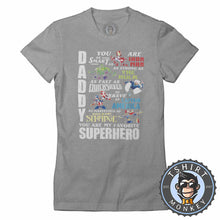 Load image into Gallery viewer, You Are My Favorite Superhero Tshirt Lady Fit Ladies 0286