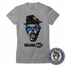 Load image into Gallery viewer, The Walking Bad Tshirt Lady Fit Ladies 0168