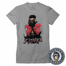 Load image into Gallery viewer, J-lingz - Jesse Lingard Inspired Tshirt Lady Fit Ladies 0156