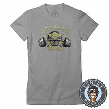Load image into Gallery viewer, Dagobah Gym Tshirt Lady Fit Ladies 0187